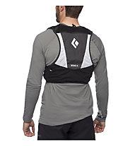 Black Diamond Distance 4 Hydration Vest - Runningrucksack, Grey