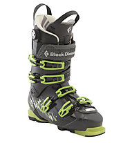 Black Diamond Factor 130, Black/Envy Green