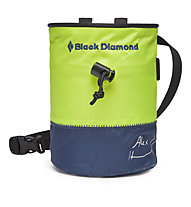 Black Diamond Freerider Chalk Bag - Magnesia-Beutel, Green/Blue