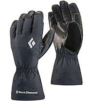 Black Diamond Glissade - guanti alpinismo, Black