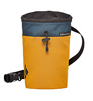 Black Diamond Gym Chalk Bag - portamagnesite, Yellow