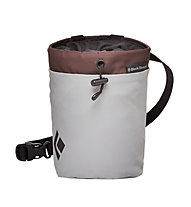 Black Diamond Gym Chalk Bag - portamagnesite, Grey