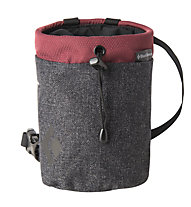 Black Diamond Gym Chalk Bag - portamagnesite, Red