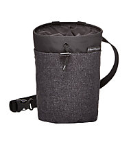 Black Diamond Gym Chalk Bag - portamagnesite, Black