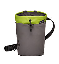 Black Diamond Gym Chalk Bag - portamagnesite, Green