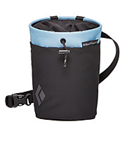 Black Diamond Gym Chalk Bag - Magnesiumbeutel, Dark Grey