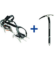 Black Diamond Hochtouren-Set: 2 Teile