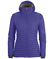 Black Diamond Hot Forge Hybrid Hoody Damen, Amethyst
