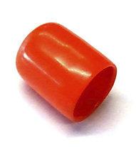 Black Diamond Ice Screw Plastic Cap - Zubehör für Eisschrauben, Orange