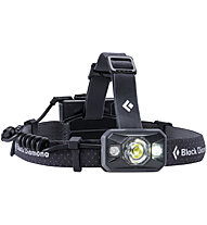 Black Diamond Icon - lampada frontale, Black/Grey