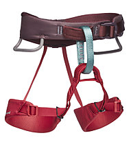 Black Diamond Kid's Momentum Harness - imbrago basso - bambino, Red