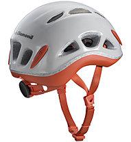 Black Diamond Tracer - casco arrampicata - bambino, Light Grey