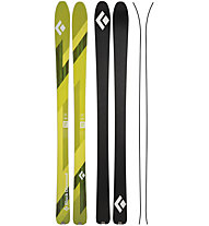 Black Diamond Link 90 - sci da scialpinismo, Light Green