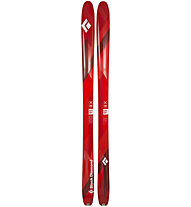 Black Diamond Link 95 Tourenski/Freeride Ski, Red