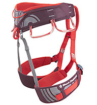 Black Diamond Lotus - Klettergurt, Red