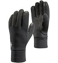 Black Diamond Midweight Gridtech - Fingerhandschuh - Herren, Black