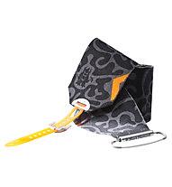 Black Diamond GlideLite Mohair Mix STS 140 mm - Steigfelle, Black/Orange