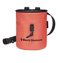 Black Diamond Mojo Chalk Bag - portamagnesite, Light Red