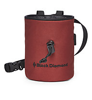 Black Diamond Mojo - portamagnesite, Dark Red