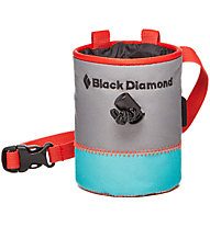 Black Diamond Mojo Kid's - Magnesiumbeutel - Kinder, Grey/Blue