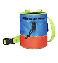 Black Diamond Mojo Kid's - Magnesiumbeutel - Kinder, Orange/Blue