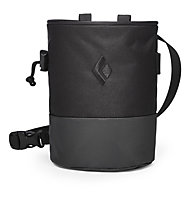 Black Diamond Mojo Zip - Portamagnesite, Black