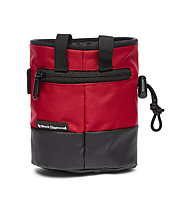Black Diamond Mojo Zip - Portamagnesite, Red