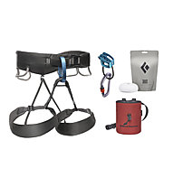 Black Diamond Momentum Men's Package - kit da arrampicata, Grey