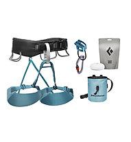 Black Diamond Momentum Women's Package - Kletterpacket, Light Blue