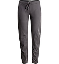 Black Diamond Notion - Pantaloni lunghi arrampicata - donna, Grey