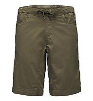 Black Diamond Notion - pantaloni corti arrampicata - uomo, Green