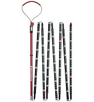Black Diamond Quickdraw Probe Tour 320 - sonda da valanga, Black/Red