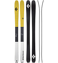 Black Diamond Route 88 - Tourenski, Yellow/Black/White