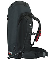 Black Diamond Saga 40 Jetforce - Lawinenrucksack, Black