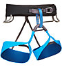 Black Diamond Solution Men's - Klettergurt, Black/Blue