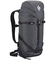 Black Diamond Speed 22 - Zaino arrampicata, Graphite