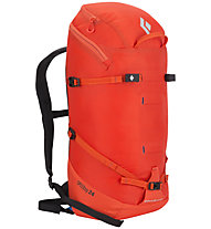 Black Diamond Speed Zip 24L - Alpinrucksack, Red