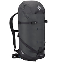 Black Diamond Speed Zip 24L - Alpinrucksack, Grey