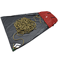 Black Diamond Super Chute Rope Bag - Seilsack, Deep Torch