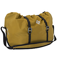 Black Diamond Super Chute Rope Bag - sacca portacorda, Curry