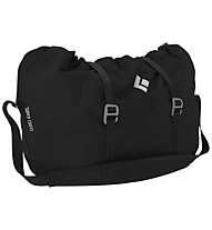 Black Diamond Super Chute Rope Bag - sacca portacorda, Black