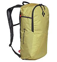 Black Diamond Trail Zip 14 - zaino escursionismo, Yellow