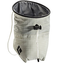 Black Diamond Ultralight Chalk Bag - sacca per magnesite, White