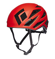Black Diamond Vapor - casco per arrampicata, Light Red