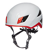 Black Diamond Vector - casco da arrampicata, White/Orange