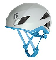Black Diamond Vector Women's - casco arrampicata - donna, Light Grey/Blue