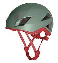 Black Diamond Vector Women's - Kletterhelm - Damen, Green/Red