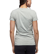 Black Diamond Vista - T-Shirt arrampicata - donna, Light Blue