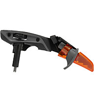 Black Diamond Whippet Attachment - Pickelaufsatz für Trekkingstöcke, Black/Orange