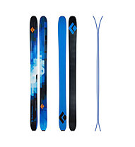 Black Diamond Zealot - Sci da freeride, Blue/Black